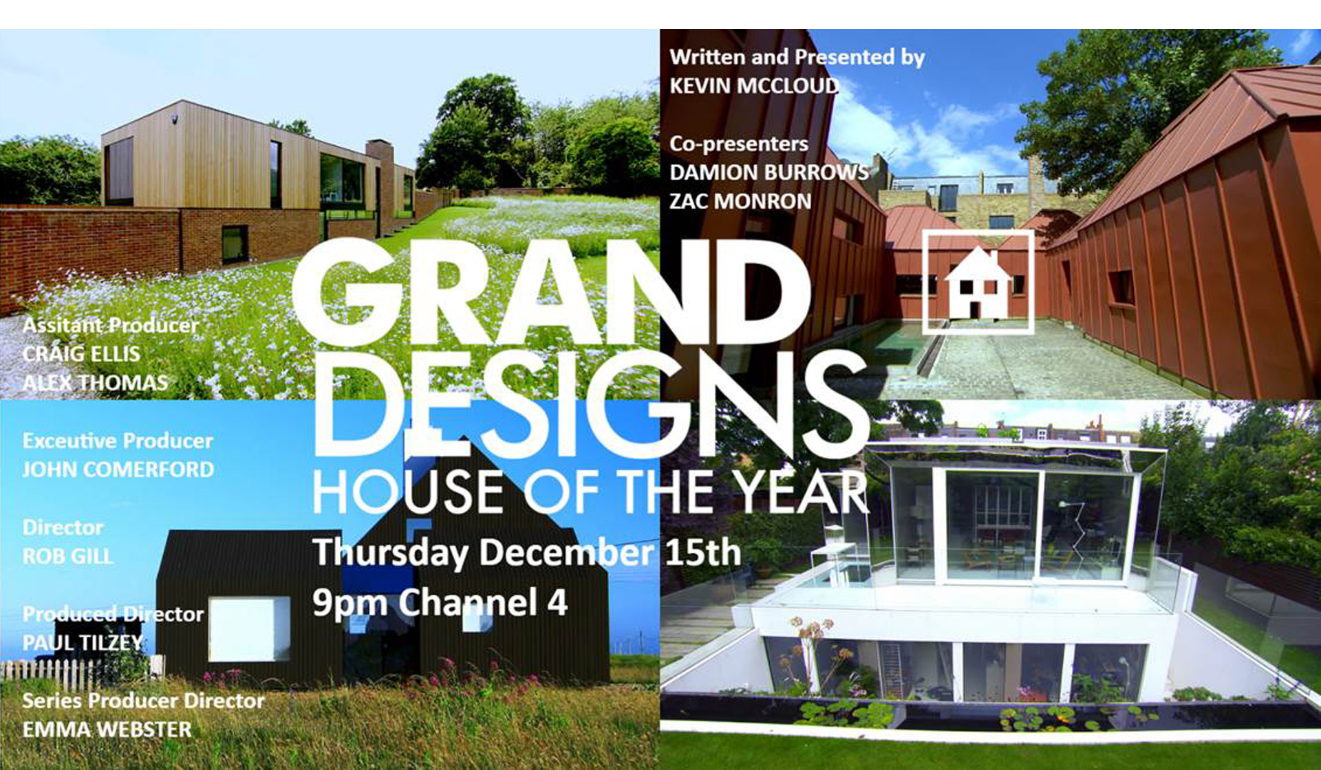 Grand Designs House of the Year - GA Studio